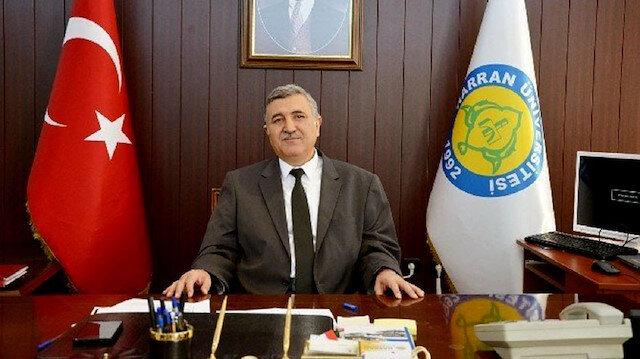 Harran Üniversitesi Rektörü Prof. Dr. Taşaltın görevinden istifa etti ile ilgili görsel sonucu