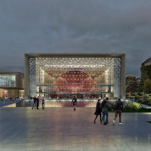 Yeni AKM binası için tarih verdi