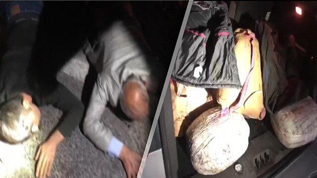 Faciadan dönüldü: Bomba düzeneği yüklü araçta paketlendiler