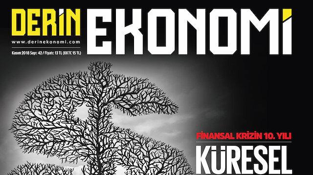 Kasım 2018 tarihli Derin Ekonomi'nin kapağına çıkardığı, 'Genişleme bitti, sırada ne var?