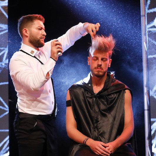 Turkish hairdresser wins international prize in Italy