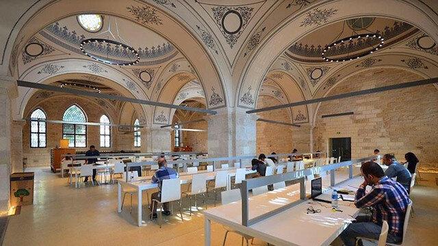 Halk kütüphaneleri e-Devlet'e taşındı