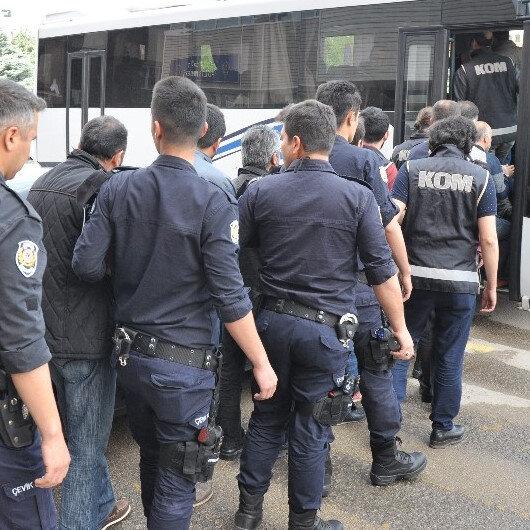 Sahte rapor vurguncularına operasyon: 39 gözaltı