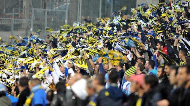 Fenerbahçe tribünlerini yasa boğan ölüm