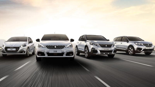 Peugeot ÖTV indirimli sıfır ve sahibinden ikinci el güncel araç fiyatları