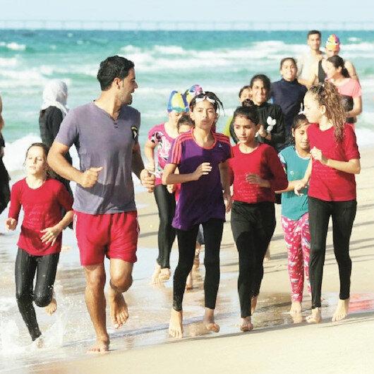 Gazze'yi olimpiyatlarda temsil edeceğiz