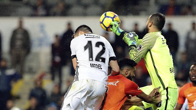 Süper Toto Süper Lig'de Başakşehir kendi evinde Beşiktaş ile karşılaşıyor.