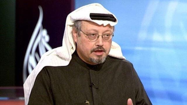 Öldürülen Suudi gazeteci Cemal Kaşıkçı