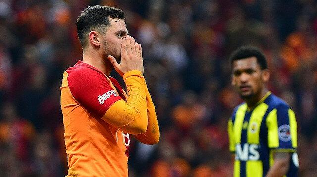 Spor Toto Süper Lig'de Galatasaray kendi evinde Fenerbahçe ile karşılaştı ve maç 2-2 beraberlikle son buldu.