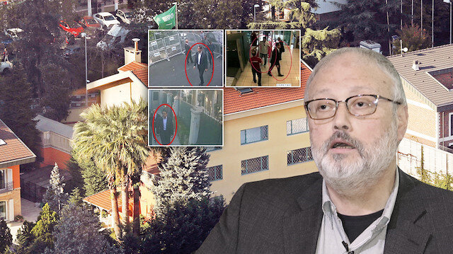 Kaşıkçı olayında rol alan, Suudi timinin en önemli ismi istihbarat albay Maher Abdulaziz Murreb'in infaz trafiği ortaya çıktı.