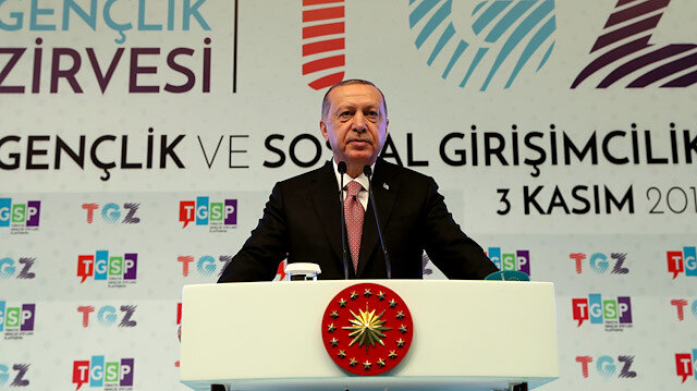 President Erdogan: I do not see the Council of State's bona fide decision