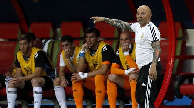 Güney Amerika'dan Sampaoli yorumları: Sadece gol için oynar