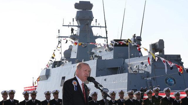 Yeni Tip Denizaltı Aydınreis Deniz Kuvvetleri'ne teslim edildi