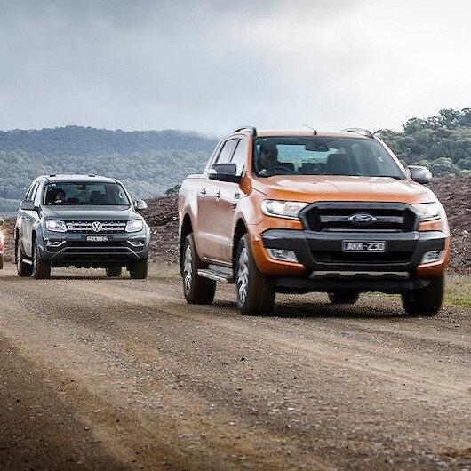VW ve Ford güçlerini birleştiriyor