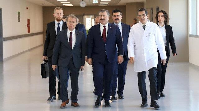 Sağlık Bakanı Koca: Şehir hastanelerini çok önemsiyoruz