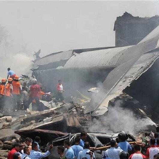 Endonezya'da düşen uçak daha önce dört defa arıza yapmış