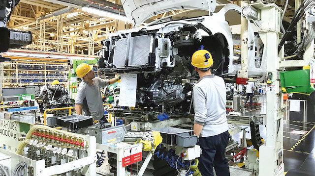 Otomotiv sektörü 10 ayda 26,3 milyar dolar kazandı.