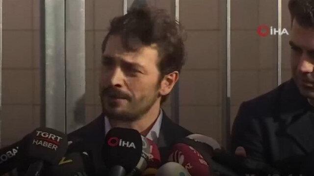 Ahmet Kural adliye çıkışı konuştu