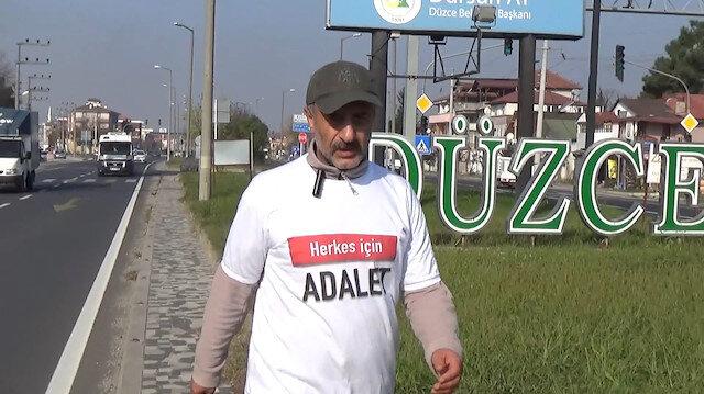 Yerel gazeteciden Kılıçdaroğlu'na 'adalet' dersi