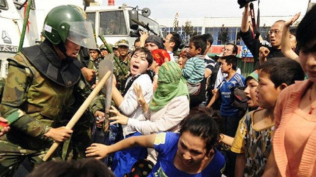 Çin'in Doğu Türkistan'daki zulmü protesto edilecek