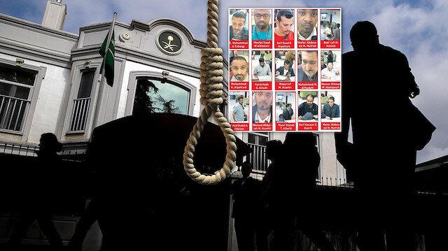 15 kişilik Suudi infaz timinin önünde iki yol var: Ya iade ya idam