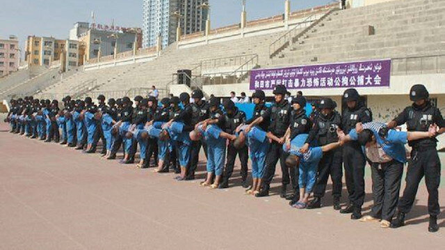 """A UN panel said on Aug. 10 it had received many credible reports that 1 million ethnic Uighurs in China were being held in what resembles a """"massive internment camp that is shrouded in secrecy."""""""