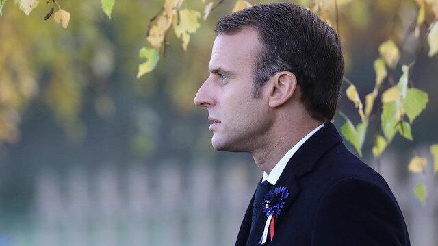Fransa'dan 'Macron'a suikast' açıklaması