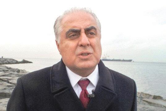 رئيس قسم الحقوق الدولية بجامعة مرمرة، البروفسور سلامي كوران