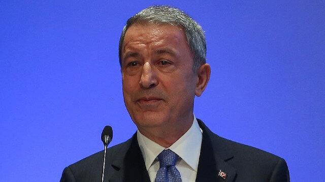 وزير الدفاع التركي ينتقد الدعم الأمريكي للإرهابيين في سوريا