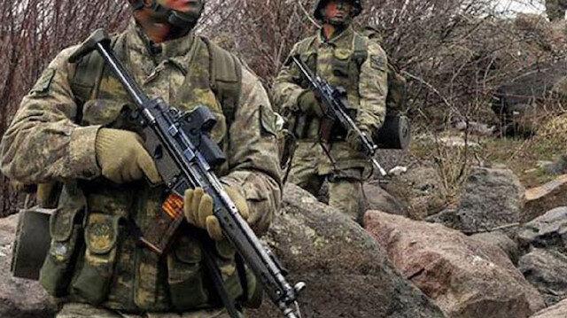 تحييد إرهابي أطلق النار على الجانب التركي من سوريا