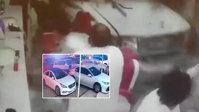 Suudi kadın sürücüden ölümle biten ilk kaza!