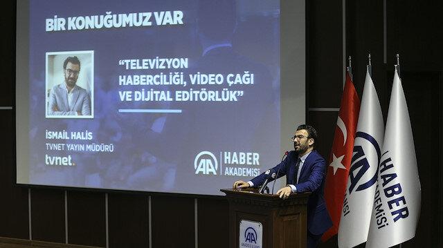 TVNET Yayın Müdürü Halis: Bugünün tek ana dili video
