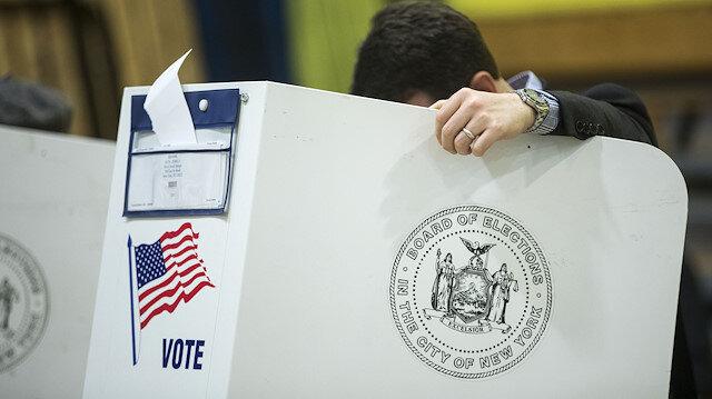 ABD'de ara seçimlerinde Temsilciler Meclisi'nde Demokratlar kazandı