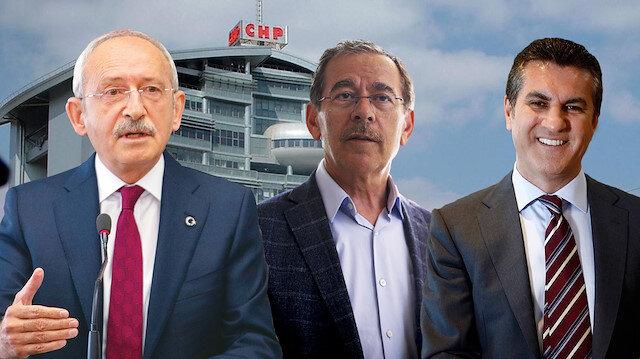 CHP Genel Başkanı Kemal Kılıçdaroğlu -Abdüllatif Şener - Mustafa Sarıgül