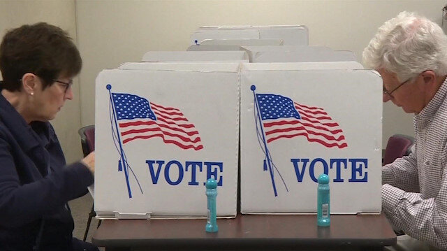 US midterm voters anticipate better political direction