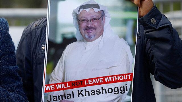 Suudi Arabistan İstanbul Başkonsolosluğu'nda öldürülen gazeteci Cemal Kaşıkçı