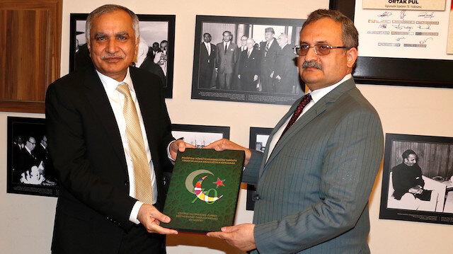 سفير باكستان لدى أنقرة، محمد سايرُس سجّاد قاضي