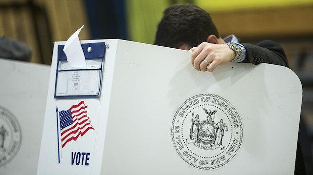 ABD'de ara seçimlerinde Temsilciler Meclisi'ni Demokratlar kazandı
