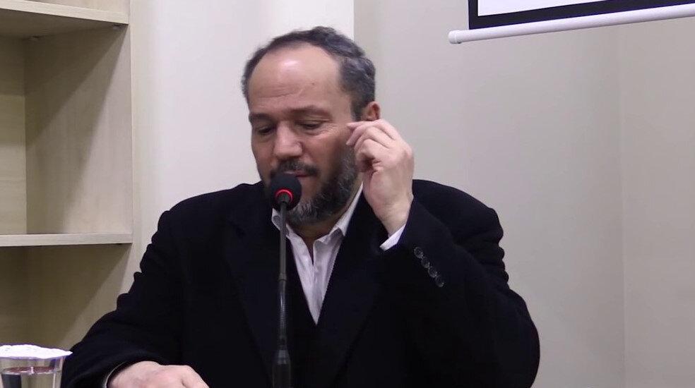 أ.د. أسامة الحموي – أستاذ علوم إسلامية
