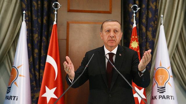 Erdoğan'dan şehircilik uyarısı: Dikey yok, yatar mimari
