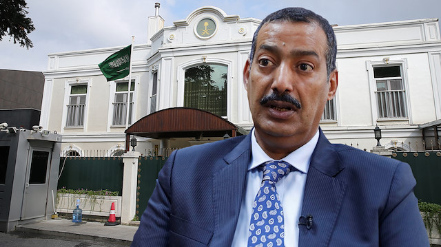 Suudi Arabistan'ın İstanbul Başkonsolosu Muhammed Uteybi