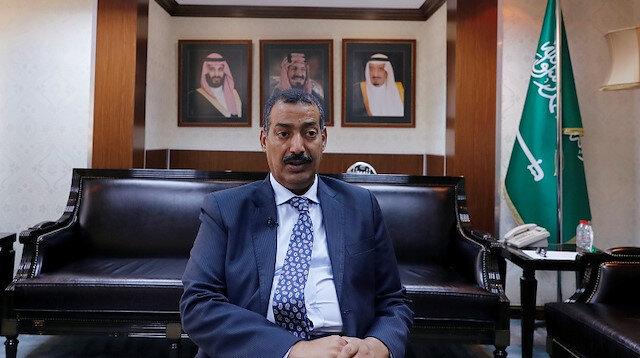 Saudi Arabia's Consul General Mohammad al-Otaibi