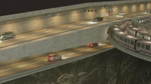 Büyük İstanbul Tüneli proje çalışmalarında son aşamaya gelindi.