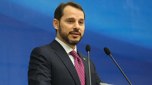 وزير المالية التركي براءت ألبيراق