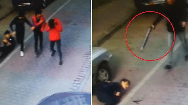 Lise öğrencisini pompalı tüfekle defalarca vurdu!