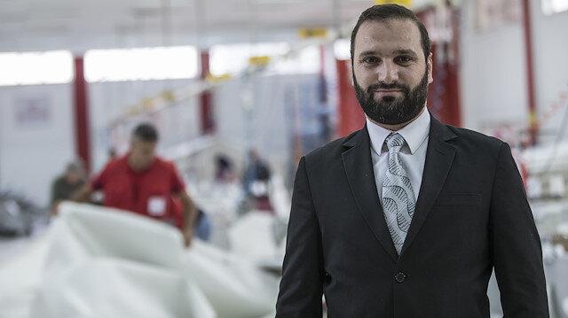 مدير نظم الإيواء في الهلال الأحمر محمد أيوب ألبر