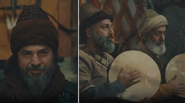 Diriliş Ertuğrul'da Allah Türk'e yar olsun şarkısı ekrana kilitledi