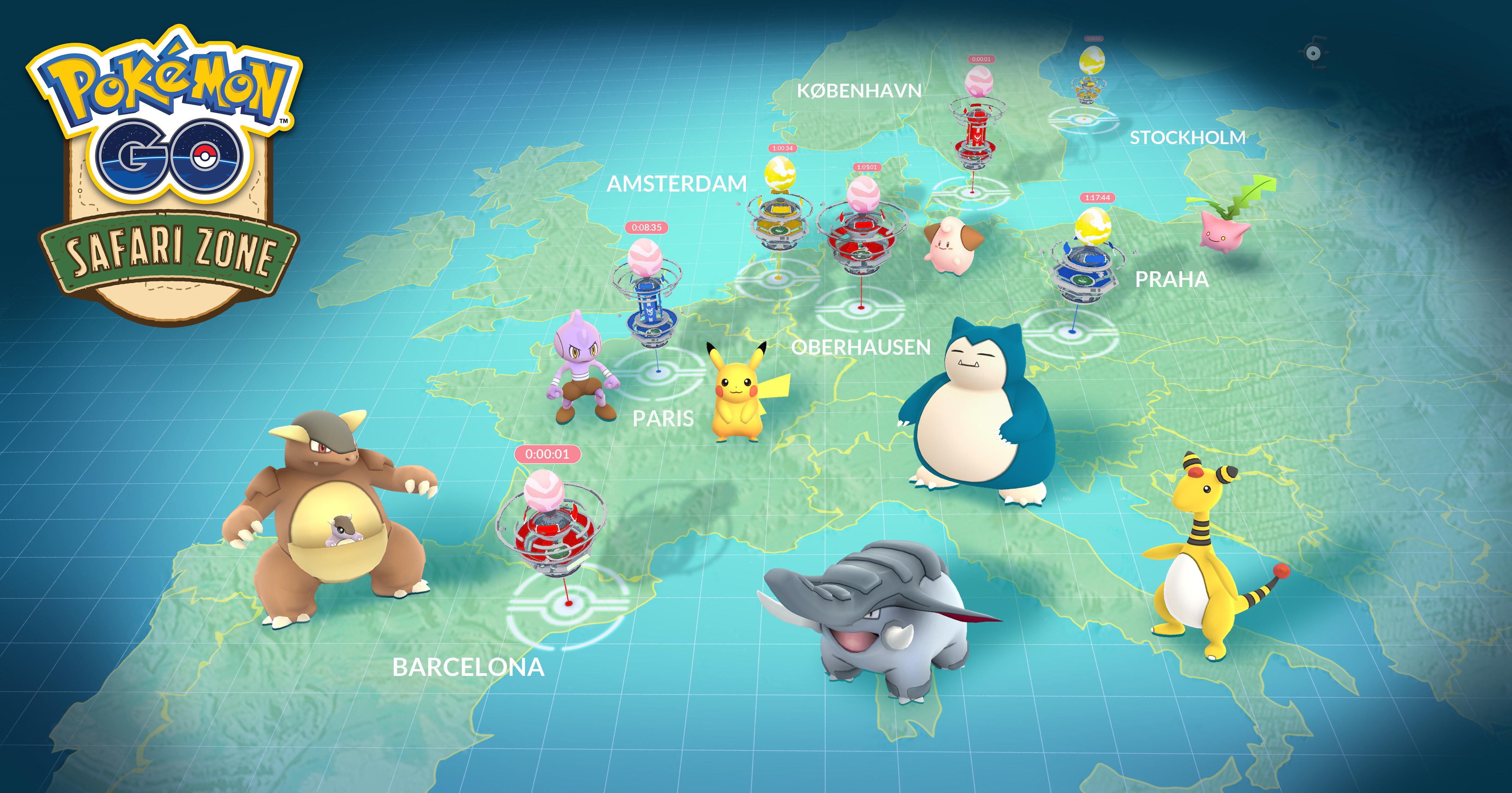 Eski popülaritesini kaybetmiş olsa da Pokemon Go, yeni oyun modlarıyla halen ilgi çekiyor. Safari Mode da bunlardan biri.