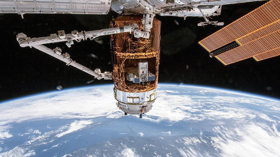 Japonya'nın önemli uzay hamleleri arasında yer alan Kounotori7, başarılı çalışmalar yürütüyor.