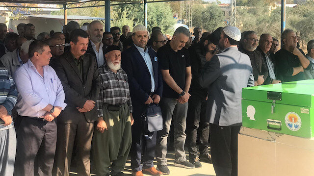 Bekir Develi'nin annesi İsmihan Develi'nin cenaze namazı memleketi Adana'da kılındı.